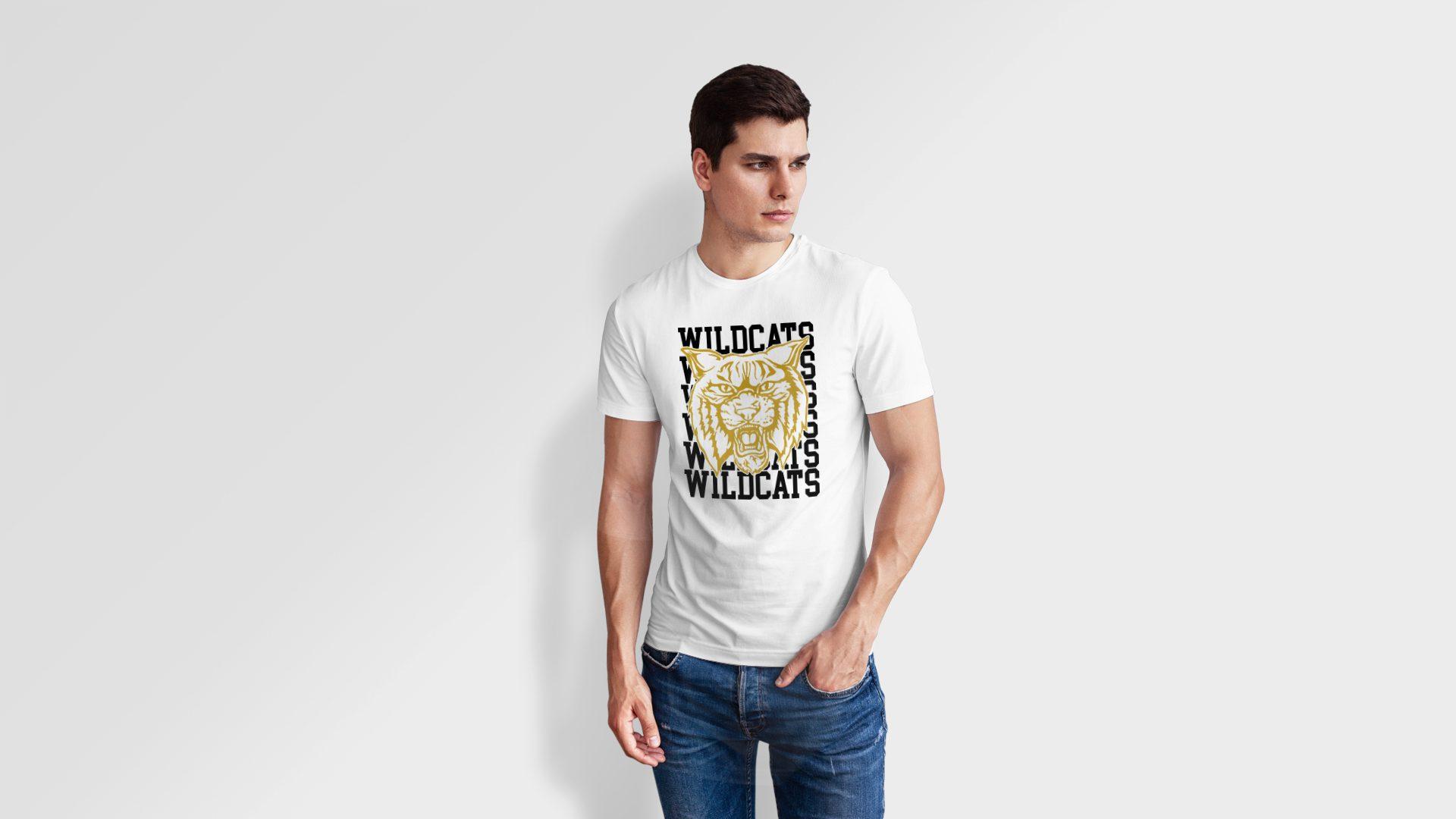 Sew Southern Embroidery - Silkscreen Art Mockup on a shirt (1)