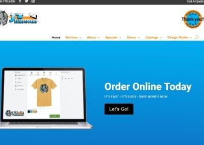 Js Silkscreens Eastpointe - Home Page