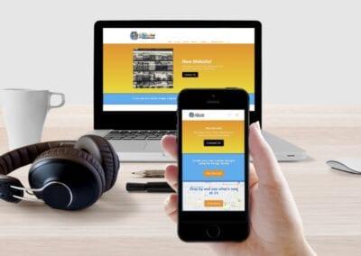 Js Silkscreens Eastpointe - Responsive Website Design (2)