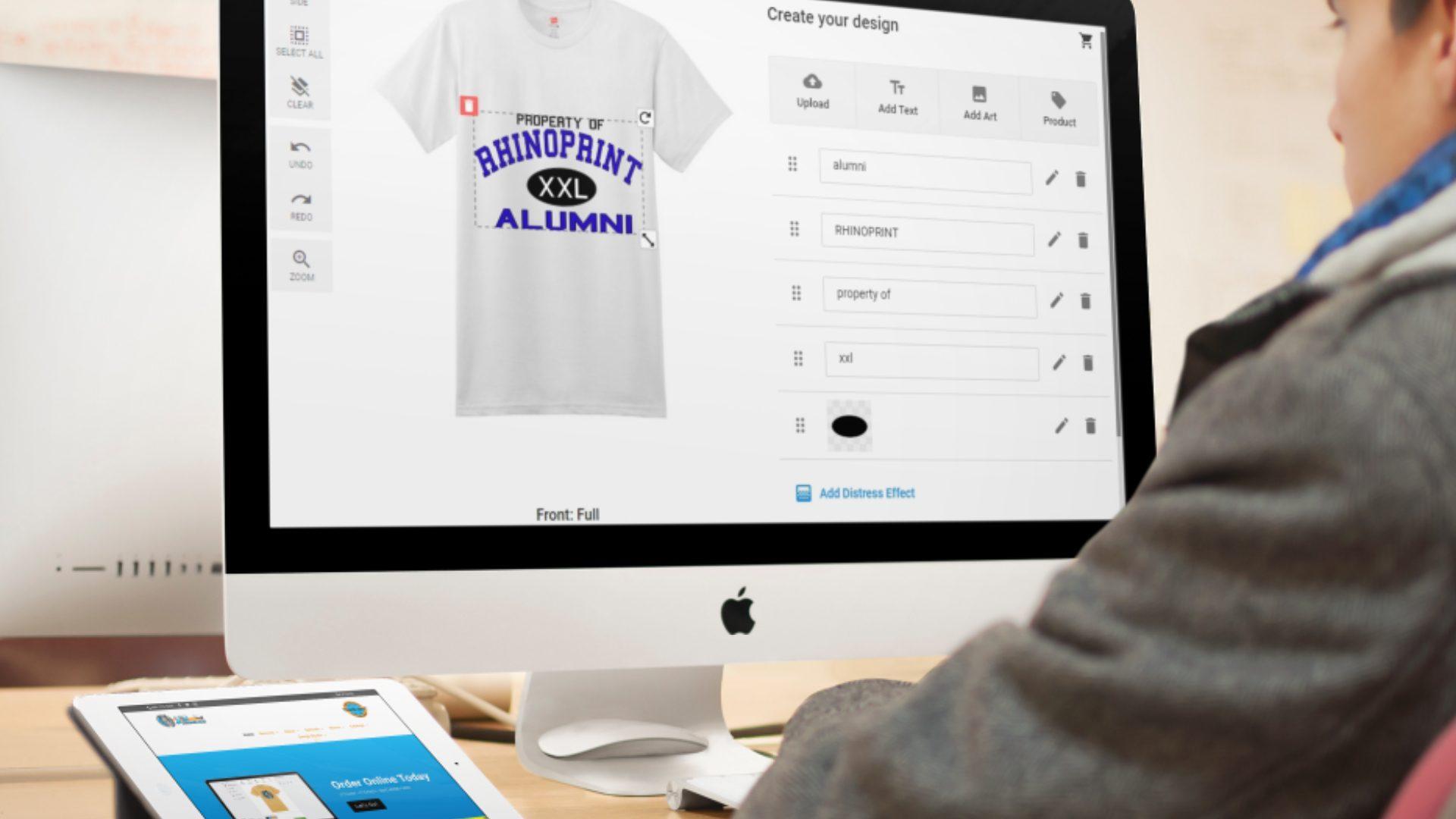 Js Silkscreens Eastpointe - Responsive Website Design (3)