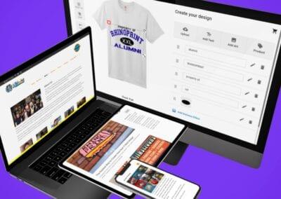 Js Silkscreens Eastpointe - Responsive Website Design (4)
