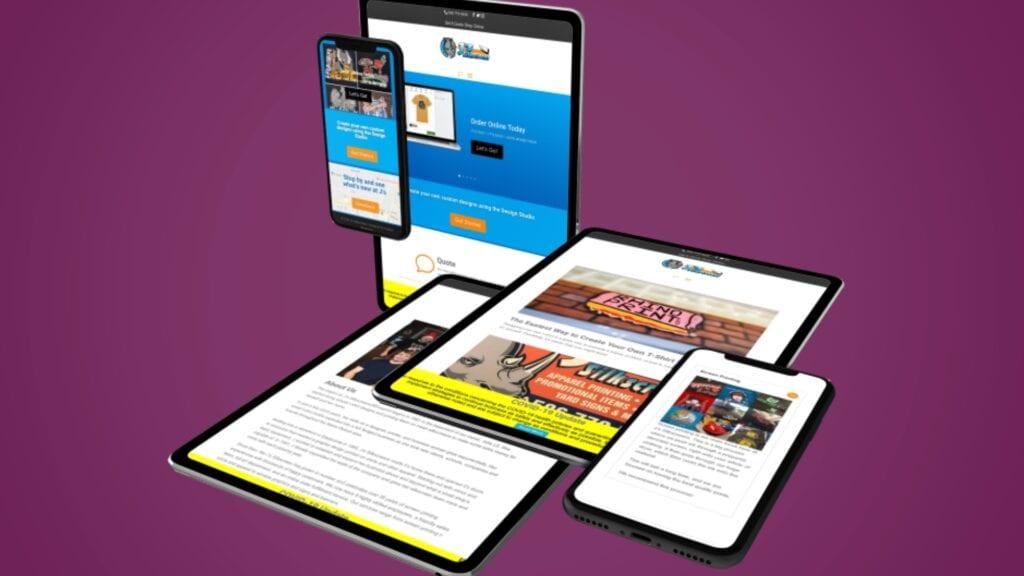 Js Silkscreens Eastpointe - Responsive Website Design (6)