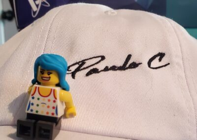 Paulo C Fitness - Logo Embroidery Hats (1)