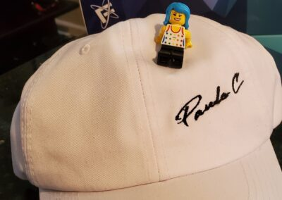 Paulo C Fitness - Logo Embroidery Hats (2)