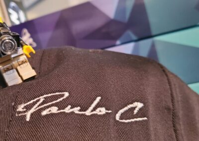 Paulo C Fitness - Logo Embroidery Hats (4)