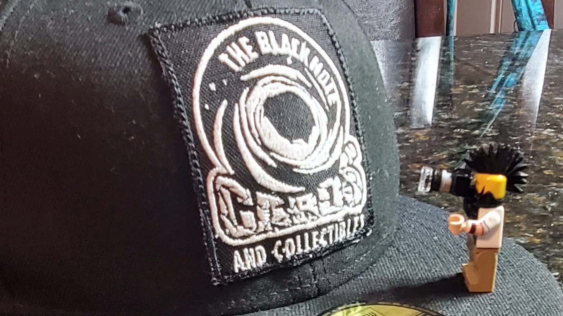 The Black Hole - Embroidered Hat (1)