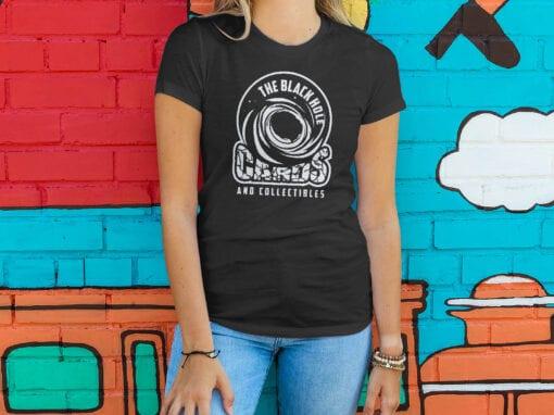 The Black Hole Comics – Tee Shirts