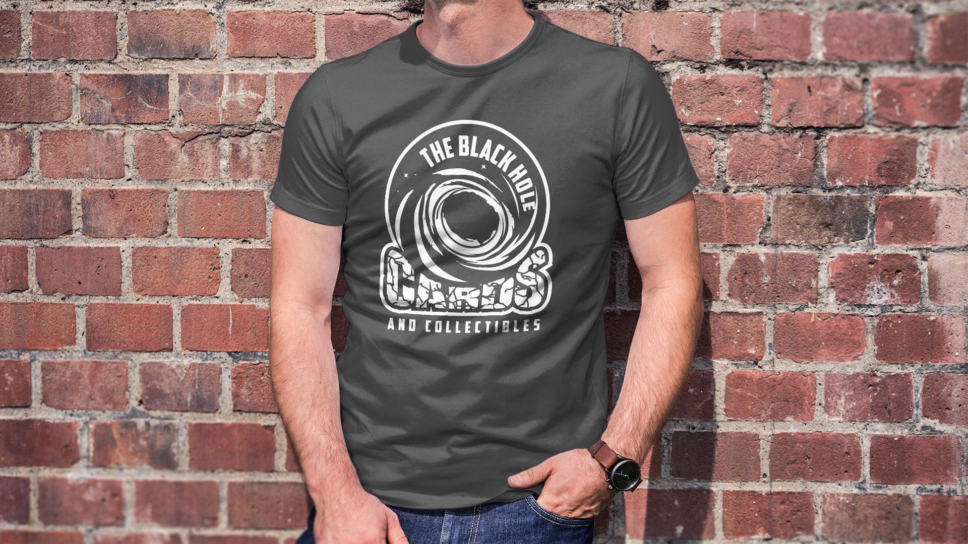 Comic Book Store Logo Tee Shirts (2)