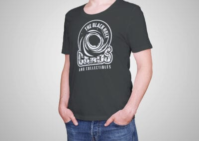 Comic Book Store Logo Tee Shirts (3)