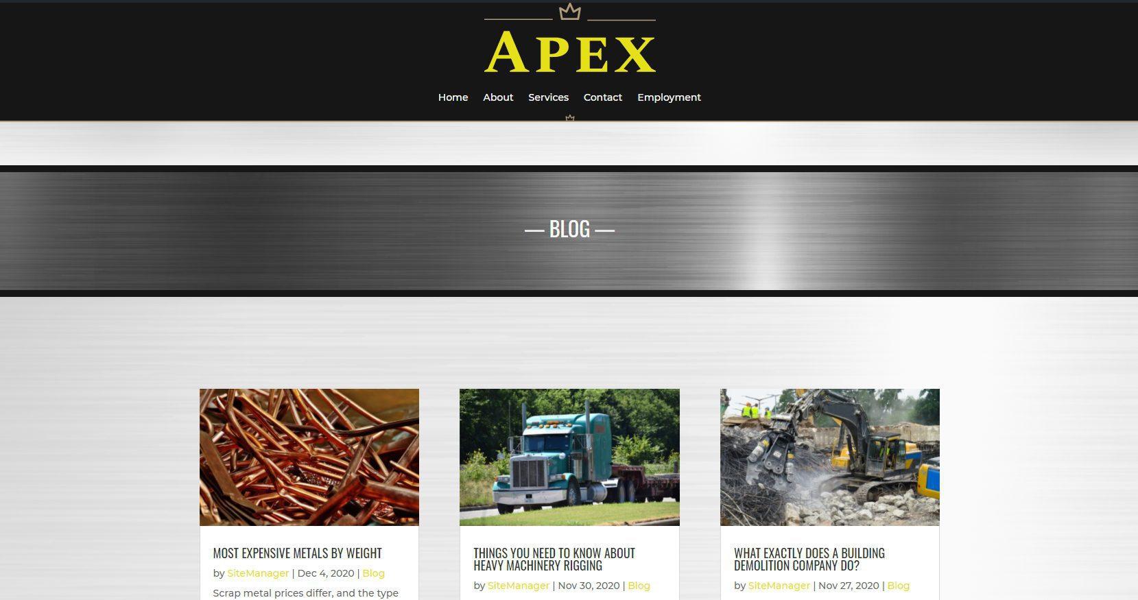 Shelby Township Responsive Website Design (10)