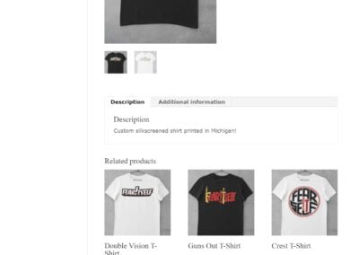 Fear Itself Clothing - Ecommerce Website (9)