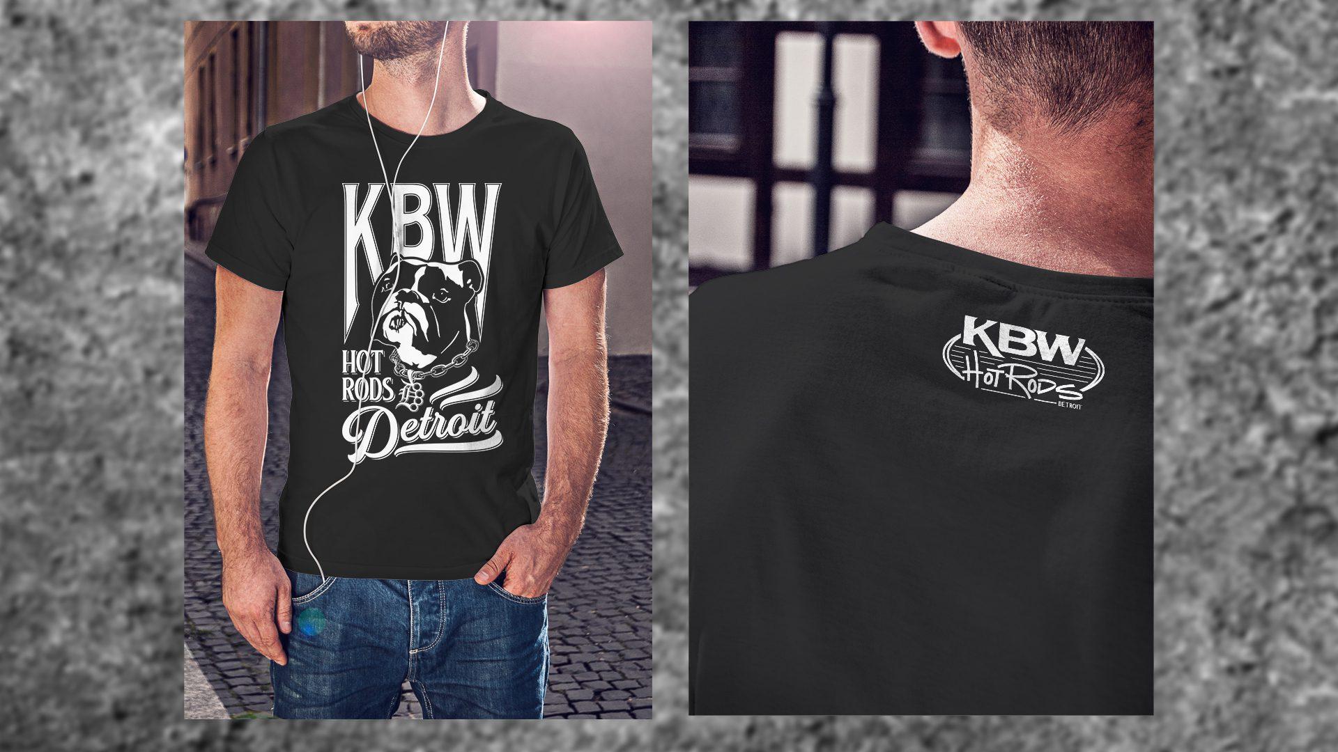 Kreative Body Werks - Bulldog T-shirt (2)