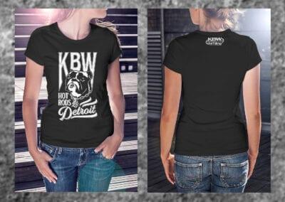 Kreative Body Werks - Bulldog T-shirt (4)
