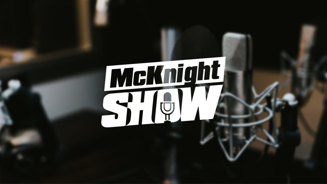 McKnight Show – Podcast Logo