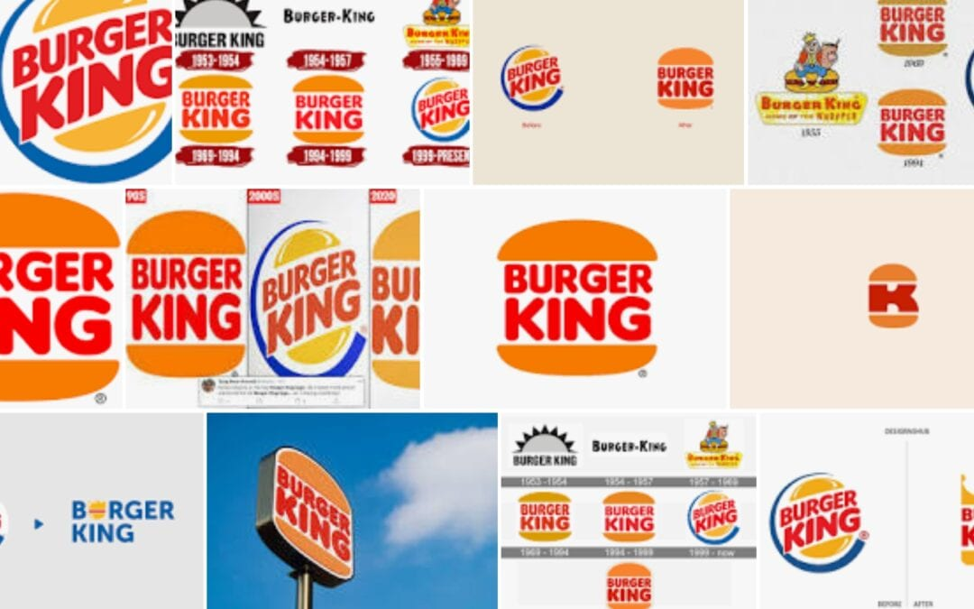 New 2021 Burger King Logo Is A Whopper