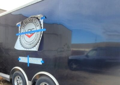 The Hot Rod Shop in Troy Michigan - Car Trailer Vinyl Graphics (2)