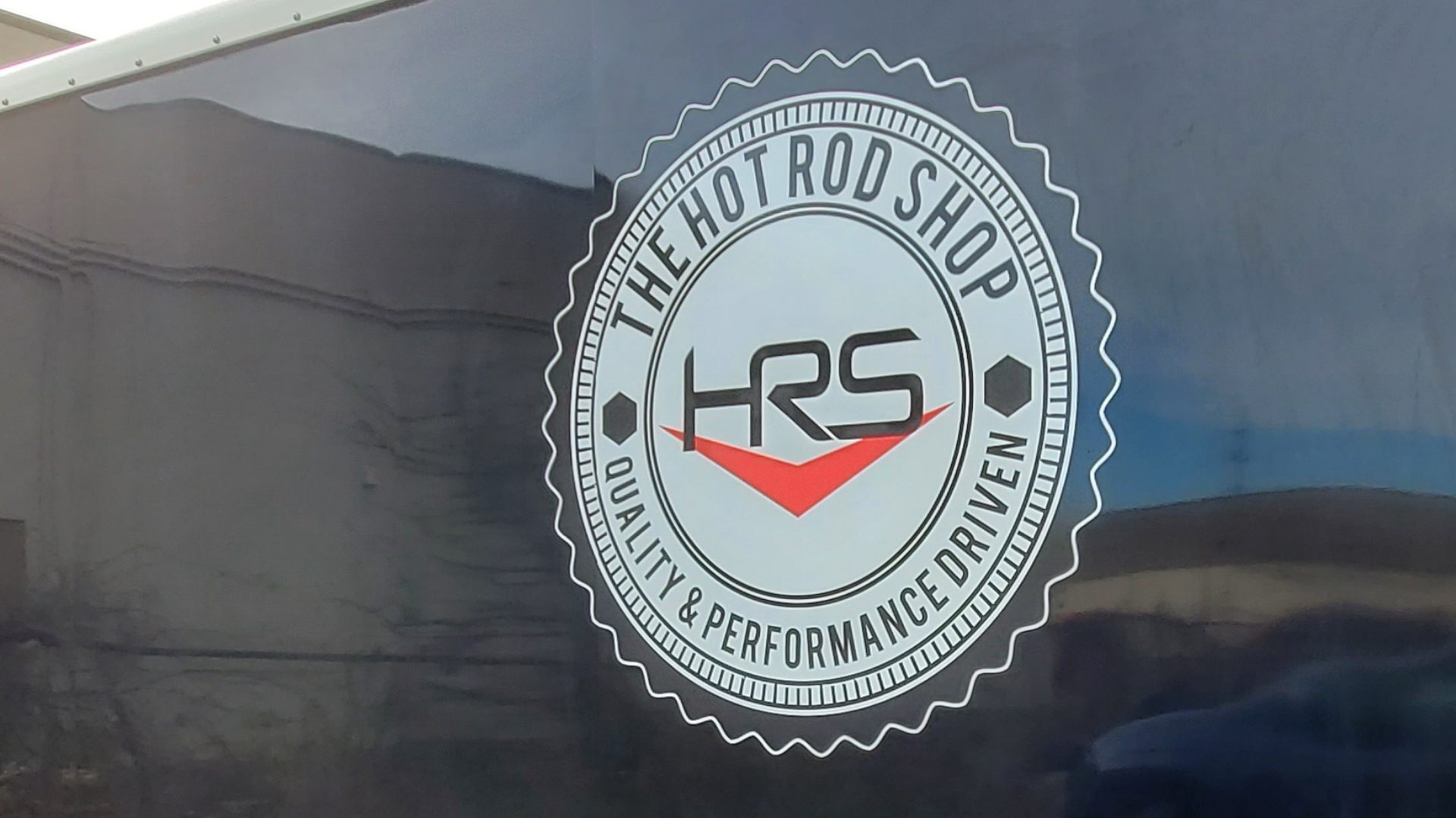 The Hot Rod Shop in Troy Michigan - Car Trailer Vinyl Graphics (7)
