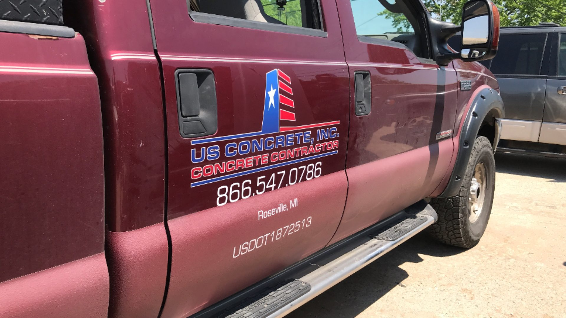 US Concrete - Truck Graphics (2)