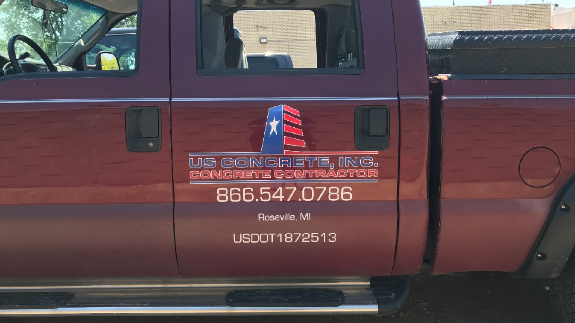 US Concrete - Truck Graphics (3)