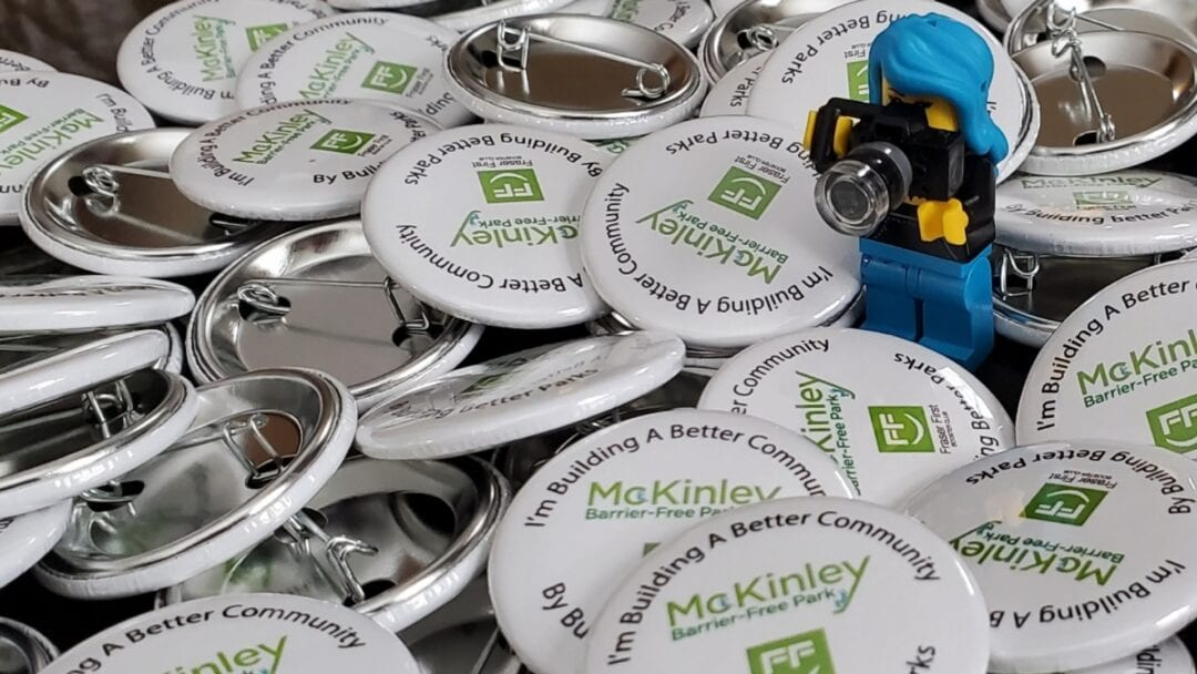 McKinley Park – Logo Buttons