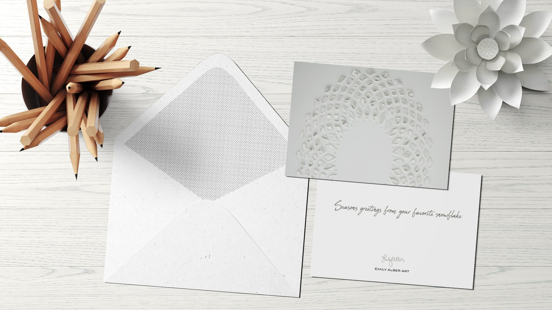 Custom Printed Greeting Cards 3