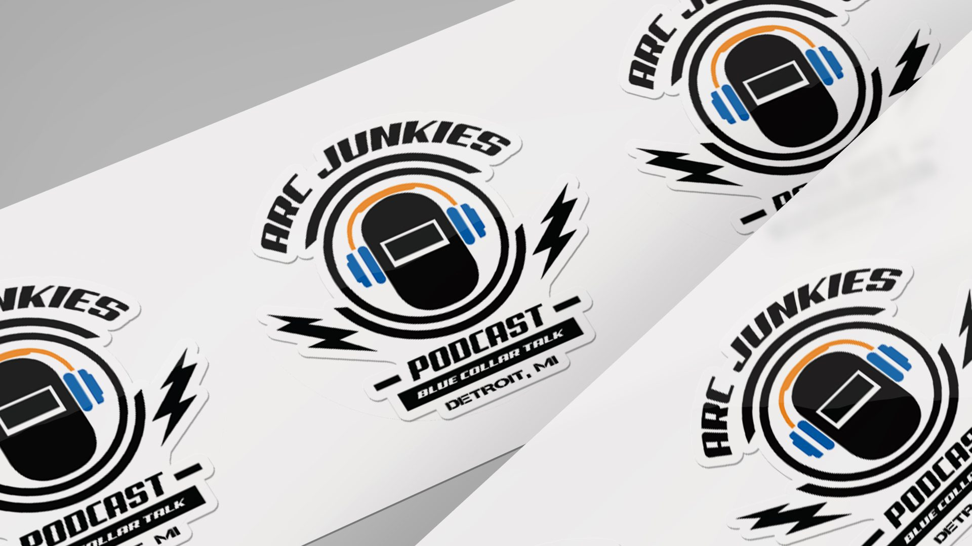 Full Color Promotional Stickers 4