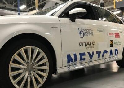 Bosch Audi Nextcar