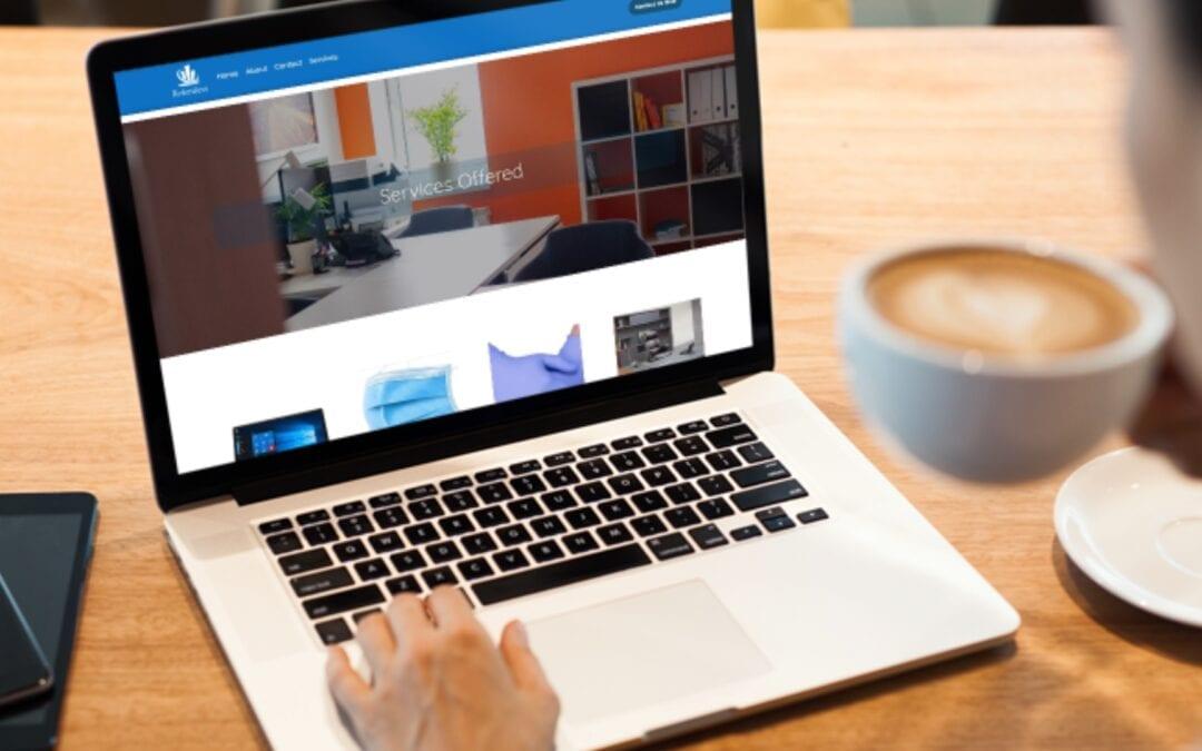 Relentless – Small Business Website