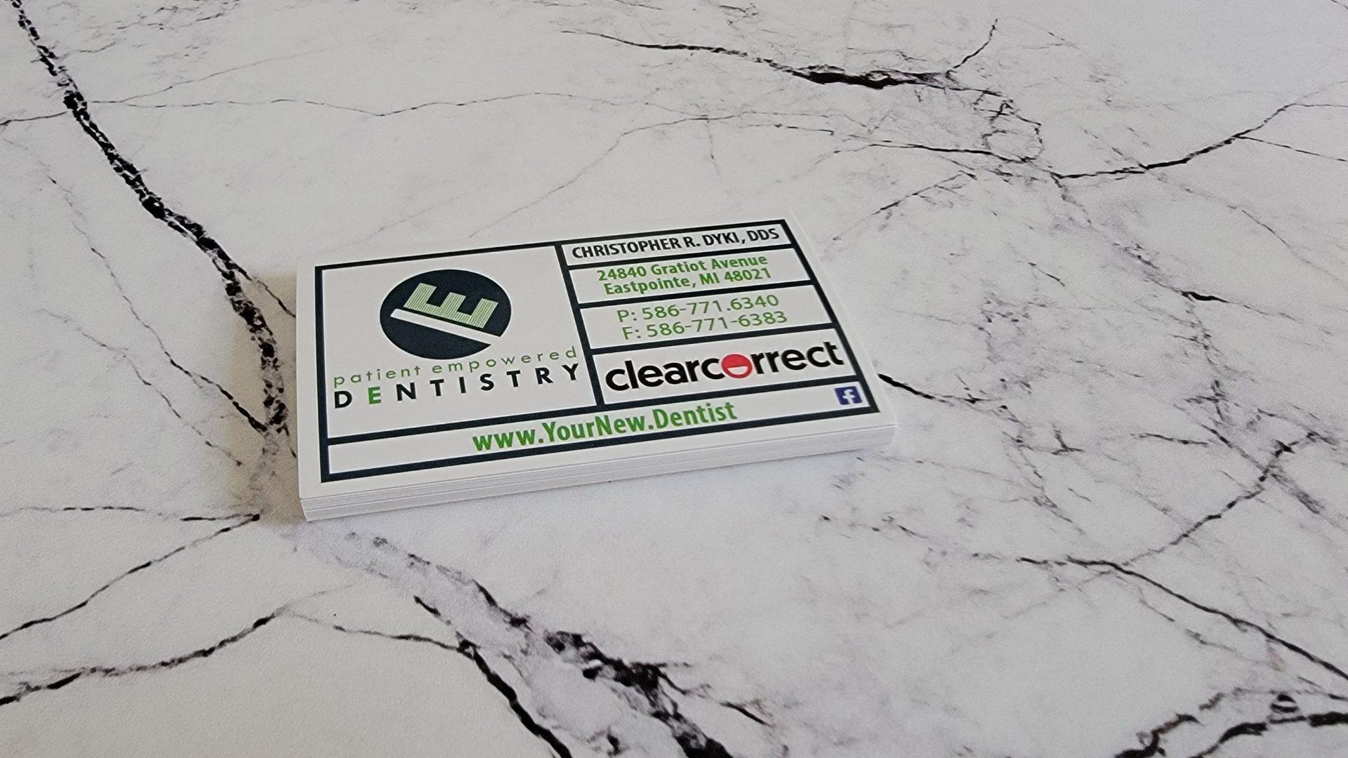 Dentist Appoitment Cards 2