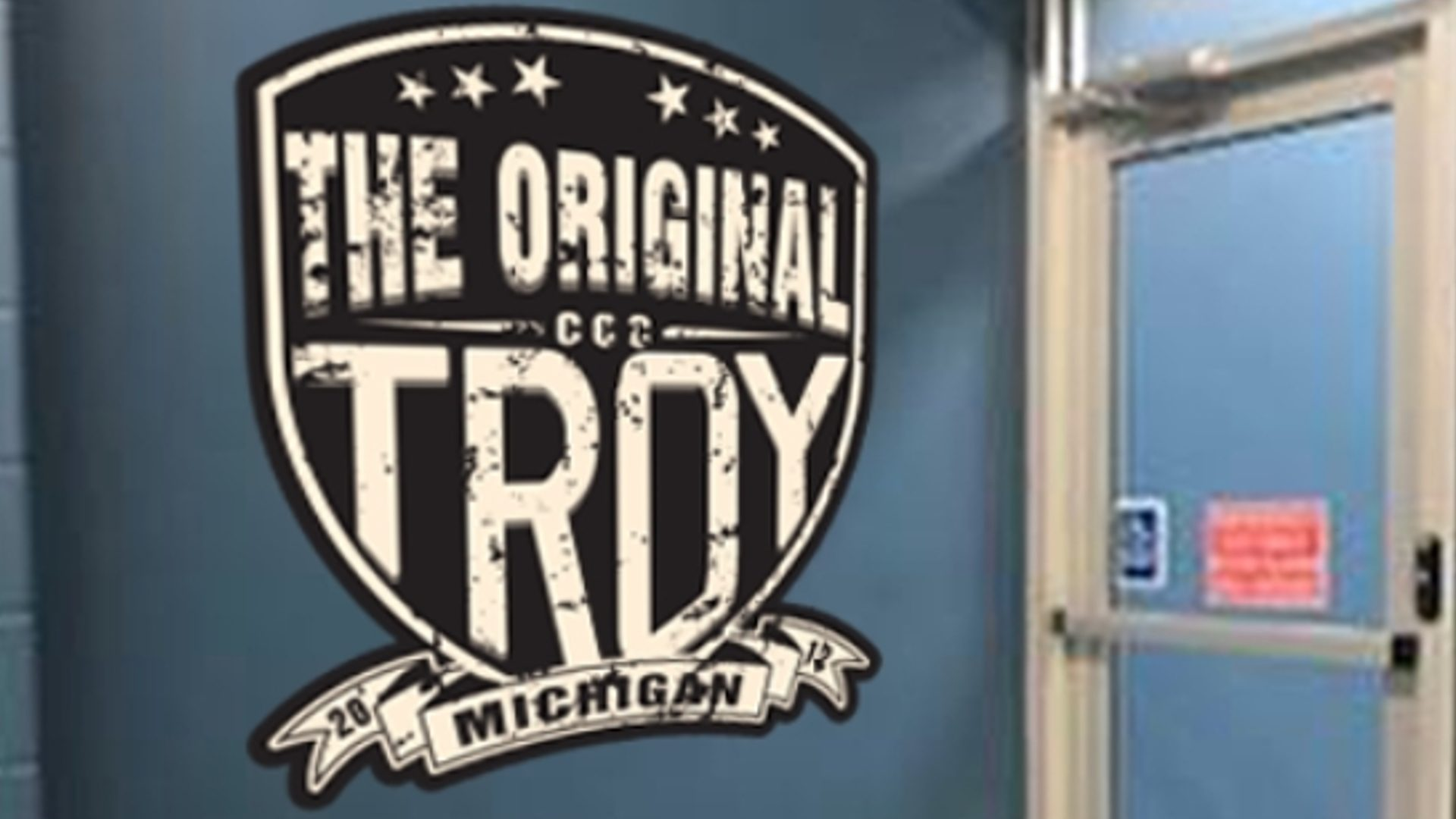 Troy Michigan Wall Graphics 1