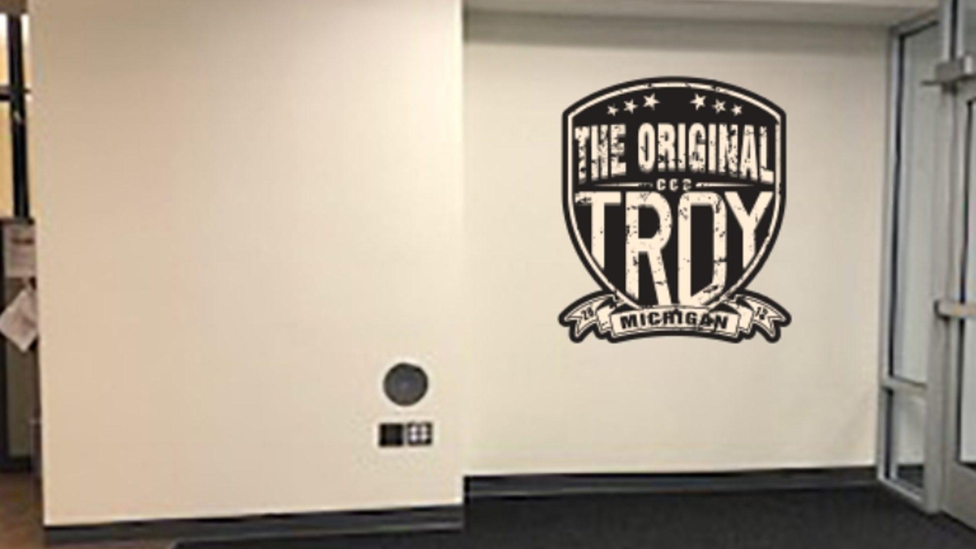 Troy Michigan Wall Graphics 2